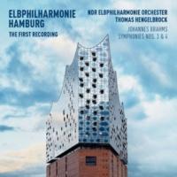 Thomas Hengelbrock ブラームス:交響曲第3番&第4番