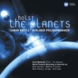 Sir Simon Rattle/Berliner Philharmoniker Holst: The Planets - World Premiere Recording of Asteroids