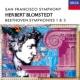 サンフランシスコ交響楽団/ヘルベルト・ブロムシュテット Beethoven: Symphony No.1 in C Major, Op.21 - 1. Adagio molto - Allegro con brio