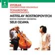Mstislav Rostropovich Dvorák: Cello Concerto - Tchaikovsky: Variations on a Rococo theme
