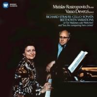 Mstislav Rostropovich Cello Sonata in F Major, Op. 6: II. Andante ma non troppo