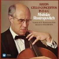 Mstislav Rostropovich Haydn: Cello Concertos Nos 1 & 2