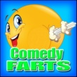 Sound Effects Library Human, Fart - Small Fart from Large Male, Comedy, Cartoon Comedy Farts, Sfx