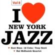 various artists I Love New York Jazz, Vol. 8