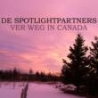 De Spotlightpartners Ver Weg In Canada