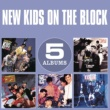 New Kids On The Block Original Album Classics