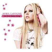 Avril Lavigne Sk8er Boi (MSN Control Room)