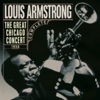 Louis Armstrong & His All Stars Stompin' at the Savoy (Live at Medina Temple)