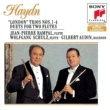 Jean-Pierre Rampal Andante - Allegro from London Trio No. 2 for two Flutes and Cello (Bassoon) in G Major, Hob. IV: 2