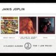 Janis Joplin Cheap Thrills/I Got Dem 'Ol Kozmic Blues Again Mama!/Pearl