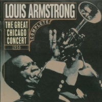 Louis Armstrong Black and Blue (Live)