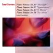 "Robert Casadesus Sonata No. 14 in C-sharp minor for Piano, Op. 27, No. 2 ""Moonlight"": I. Adagio sostenuto"