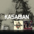 Kasabian Empire / West Ryder Pauper Lunatic Asylum
