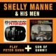 Shelly Manne Shelly Manne & His Men Play Peter Gunn + Son of Gunn!!