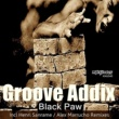 Groove Addix Black Paw