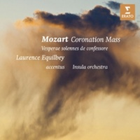 """Laurence Equilbey Mozart: """"Coronation"""" Mass & Vespers"""