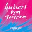 Hubert von Goisern Federn Live 2014 - 2016