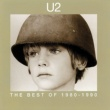 U2 The Best Of 1980-1990 & B-Sides