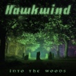 Hawkwind Cottage in the Woods