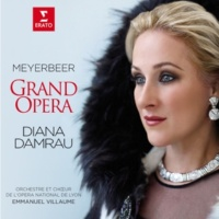 """Diana Damrau Ein Feldlager in Schlesien, Act 3 : """"Oh Schwester, find' ich dich!... Lebe wohl, geliebte Schwester"""" (Therese, Vielka)"""