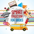 Kids Playing Club Smart Collection for Babies - Classical Music for Babies, Stimulate to Health Development