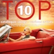 Various Artists Top 10 Catalogue Songs