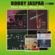 Bobby Jaspar Three Classic Albums Plus (Bobby Jaspar All Stars / Tenor & Flute / Interplay for 2 Trumpets & 2 Tenors) [Remastered]