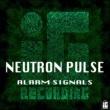Neutron Pulse Alarm Signals - Single