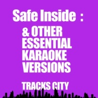 Tracks City Scared to Be Lonely (Karaoke Version)