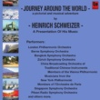 London Philharmonic Orchestra,Zurich Symphony Orchestra&Radio Symphony Orchestra Pilsen Heinrich Schweizer: Journey Around the World