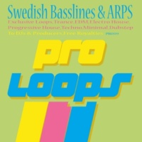 Chris Gee Swedish Basslines & Arps Prog
