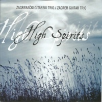 Zagreb Guitar Trio Sonata a tre: Andante