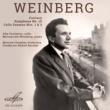 Alla Vasilyeva Weinberg: Fantasy, Symphony No. 10, Cello Sonatas Nos. 1 & 2