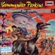 Commander Perkins 03/Das Geheimnis der Ufos