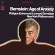 Philippe Entremont Bernstein: The Age of Anxiety, Symphony No. 2 for Piano and Orchestra