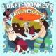 3 Daft Monkeys Of Stones & Bones
