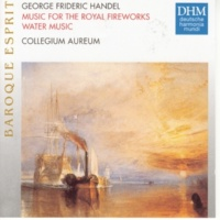 Collegium Aureum Water Music: Suite No. 3 in G Major, HWV 350: Rigaudon I and II