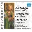 Thomas Hengelbrock DHM Splendeurs: Durante, Astorga, Pergolesi / Sacred Works