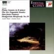 André Watts Piano Sonata in B Minor, S. 178: II. Andante sostenuto