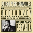 Murray Perahia Beethoven:  Sonatas for Piano Nos. 7 & 23