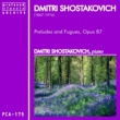 Dmitri Shostakovich Preludes and Fugues, Op. 87: I. Moderato in C Major