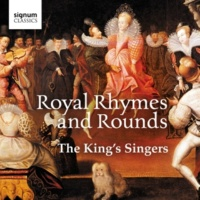 The King's Singers As Vesta Was From Latmos Hill Descending
