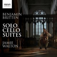 Jamie Walton Suite No. 1, Op. 72: V. Bordone: Moderato quasi recitativo