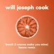 Will Joseph Cook Beach (HONNE Remix)