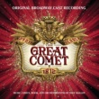 Original Broadway Company of Natasha, Pierre & the Great Comet of 1812 Letters