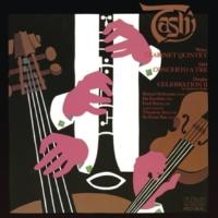 Tashi Quintet for Clarinet and Strings in B-Flat Major, Op. 34: I. Allegro