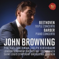John Browning Concerto for Piano and Orchestra, Op. 38: III. Allegro molto