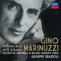 Giuseppe Grazioli/ミラノ・ジュゼッペ・ヴェルディ交響楽団 Marinuzzi: Suite siciliana - 4. Festa popolare
