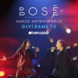 Miguel Bose Olvídame tú (with Marco Antonio Solis) [MTV Unplugged]