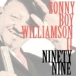Sonny Boy Williamson II Born Blind